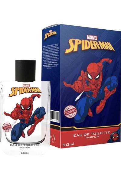 Disney Marvel Spiderman Erkek Çocuk Parfümü 50 ml Edt