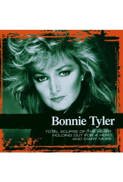 Bonnie Tyler ‎– Collections CD