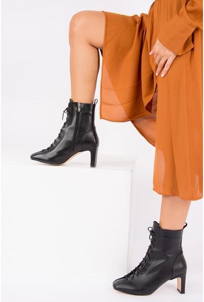 Fox Shoes Siyah Kadın Bot G615354009