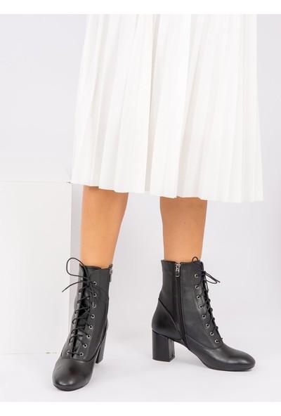 Fox Shoes Siyah Kadın Bot G820491009
