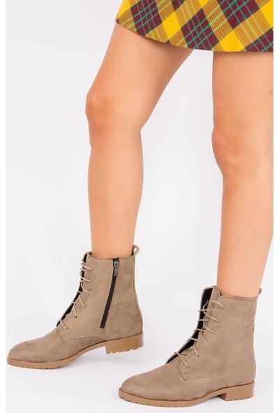 Fox Shoes Vizon Kadın Bot E288496002