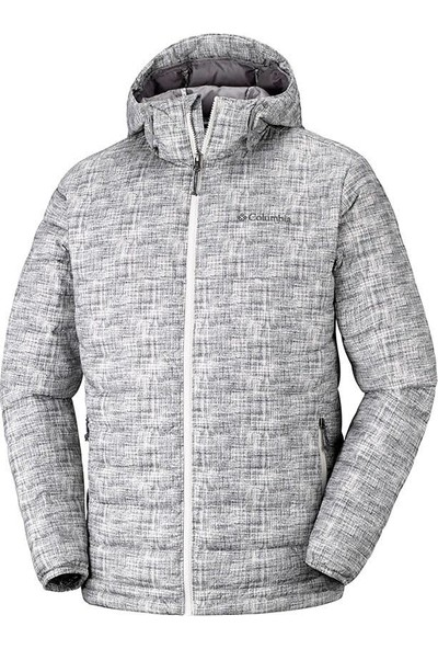 Columbia Powder Lite Hooded Erkek Mont 1693931-022