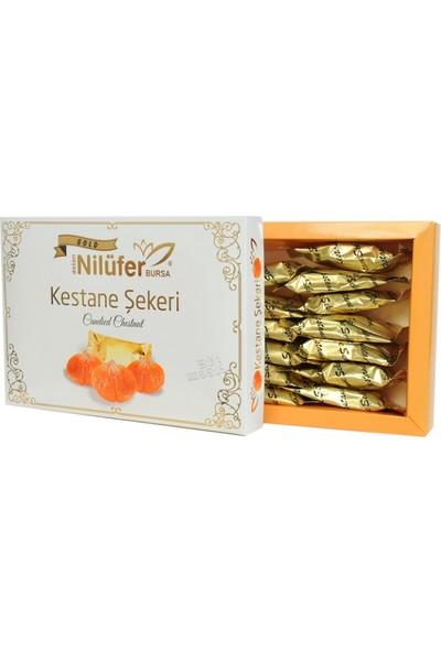 Nilüfer Kestane Şekeri *baraklı* Kestane Şekeri 570 gram