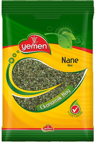 Yemen Baharat Ekonomik Boy Nane 100 gr