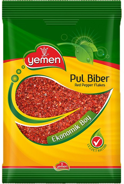 Yemen Baharat Ekonomik Boy Pul Biber 250 gr