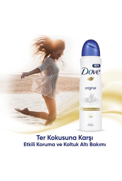 Dove Original Kadın Sprey Deodorant 150 ML