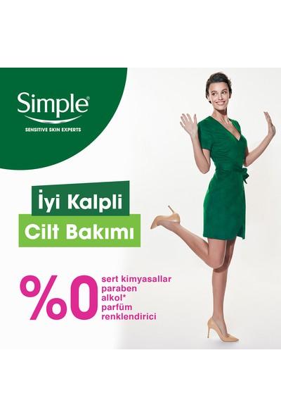 Simple Kind To Skin Hassas Ciltlere UygunPürüzsüzleştirici Pirinçli Peeling 75 Ml
