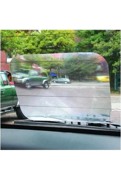 Minibüs Otomobil Araba Arka Cam Geniş Açı Lensi Arka Cam Merceği