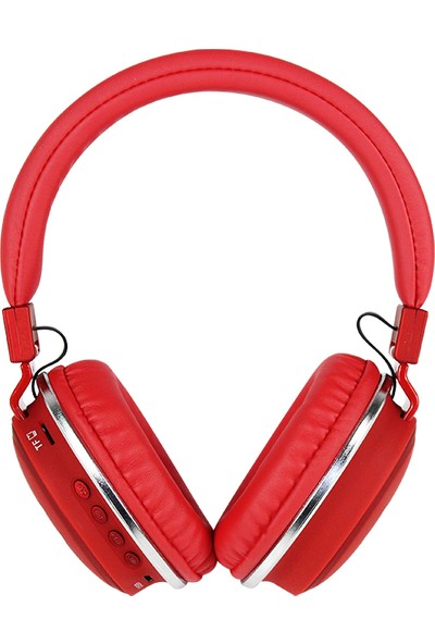 Saywin 560BT Bluetooth Kulaküstü Kulaklık - Kırmızı