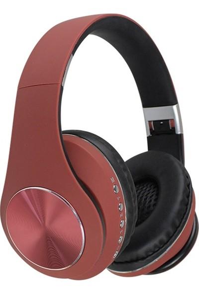 Saywin 991BT Bluetooth Kulaküstü Kulaklık - Bordo