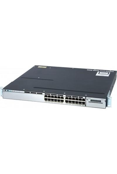 Cisco Catalyst 3750X 24 Port PoE IP Base