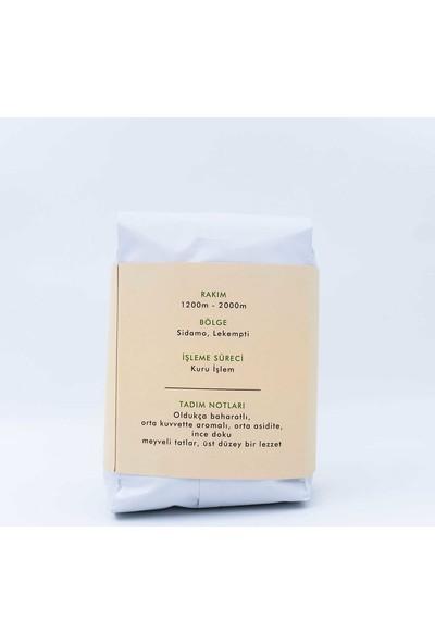 Voi Ethiopia Sidamo Filtre Kahve 1 kg Öğütülmüş