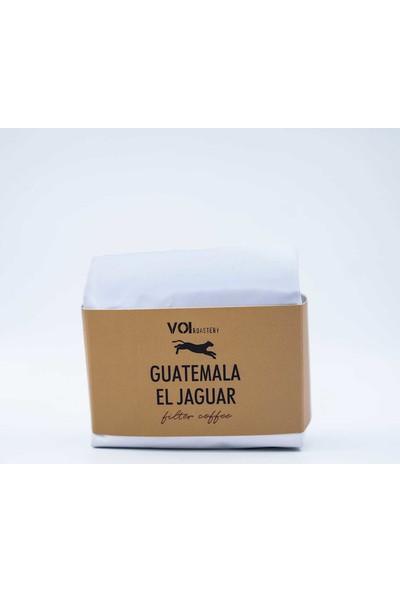 Voi Guatemala El Jaguar Filtre Kahve 250 gr Çekirdek