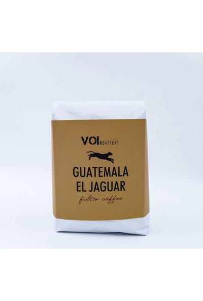 Voi Guatemala El Jaguar Filtre Kahve 1 kg Öğütülmüş