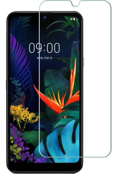 Microcase LG Q60 Tempered Cam Ekran Koruyucu