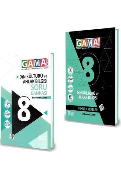 Gama 8.Sınıf Din Kültürü Soru Bankası Seti-2020 - Hasan Atak