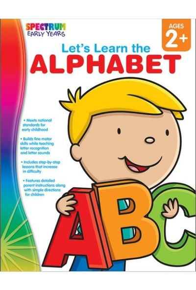 Let'S Learn To Alphabet