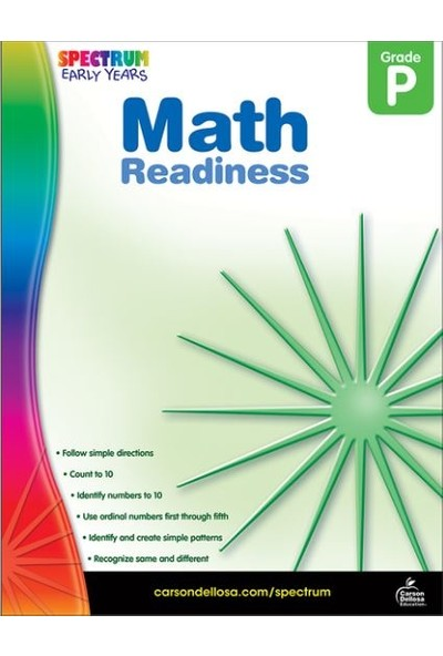 Let'S Learn Math Readıness Gr-P