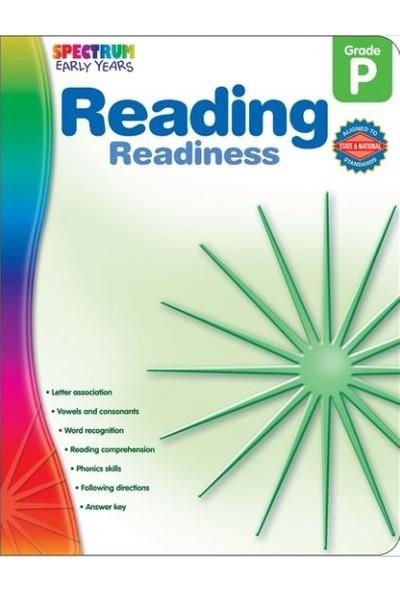 Readıng Readıness Gr-P
