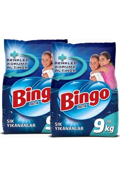 Bingo Matik Sık Kullanılanlar 9 Kg - 3 Adet