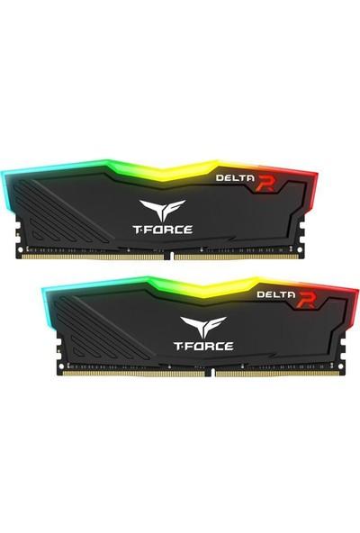 Team T-Force Delta RGB 16GB(2x8GB) 3000MHz DDR4 Ram TF3D416G3000HC16CDC01