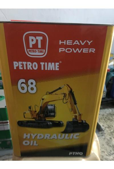 Petro Time 68 16 Lt Hidrolik Yağ