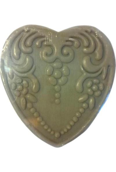 La Casa de los Aromas Romantik Kalp Zeytinyağlı Marsilya Sabunu 80 gr