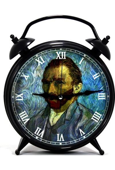 Modaroma Van Gogh Masa Duvar Saati