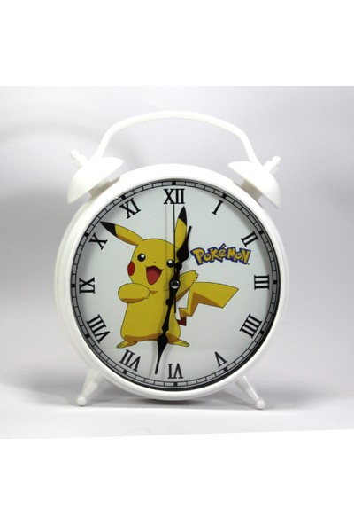 Modaroma Pikachu Masa Duvar Saati