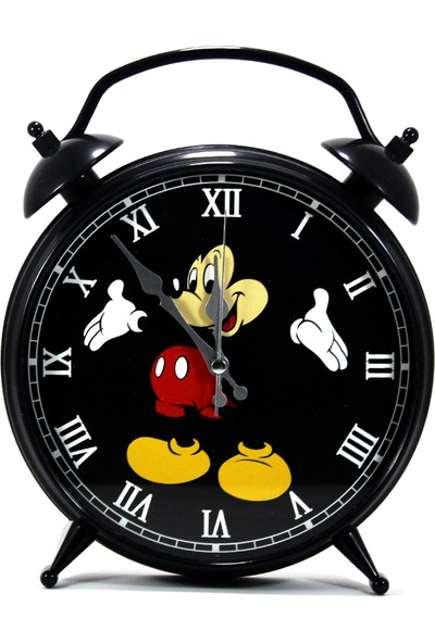 Modaroma Mickey Mouse Masa Duvar Saati