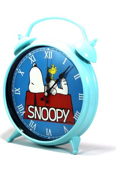 Modaroma Snoopy Masa Duvar Saati