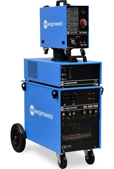 Magmaweld 500 Amper Gaz Altı Kaynak Makinası