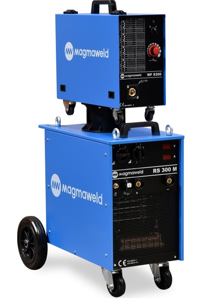 Magmaweld 300 Amper Gaz Altı Kaynak Makinası