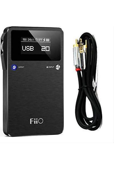 Fiio E17K (E17) Alpen 2 Portable Headphone Amplifier USB