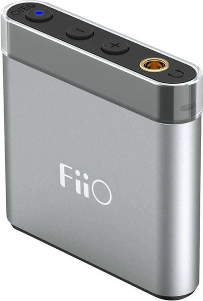 Fiio A1 Silver Portable Headphone Amp