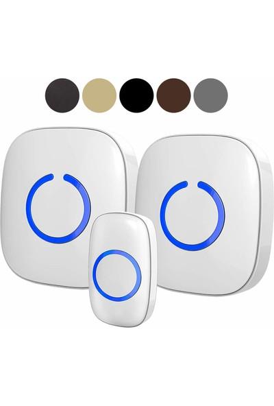 SadoTech Model C Wireless Doorbell