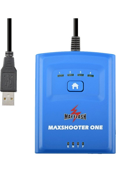 Mayflash Max Shooter One Mouse Keyboard Converter For Ps3, Ps4
