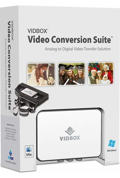 Vıdbox Video Conversion Suite
