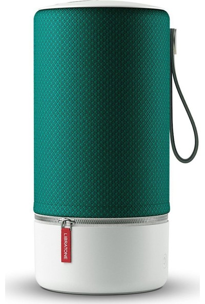 Libratone Zıpp Portable Wifi + Bluetooth Wireless Speaker (Deep Lagoon)