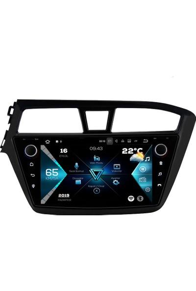 Ava Hyundai i20 (2014-2018'in ilk yarısı - Makyajsız) Araba Akıllandırma Sistemi