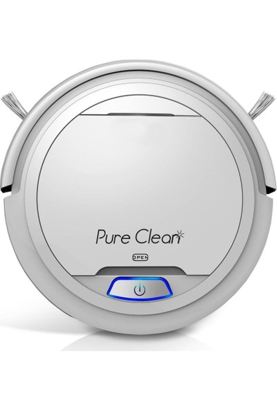 Pure Clean Upgraded Automatic Robot Vacuum Cleaner - Robotic Auto Home Cleaning