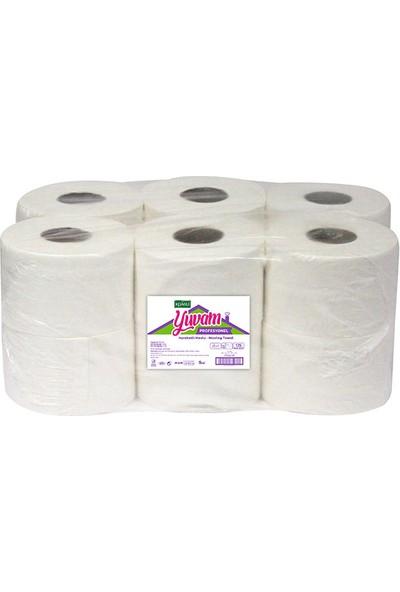Komili Yuvam Mini İçten Çekmeli Tuvalet Kağıdı 4 Kg 12'li