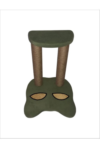 Zigana Pet Kedi Tırmalama 35 x 35 x 44 cm Göz Model