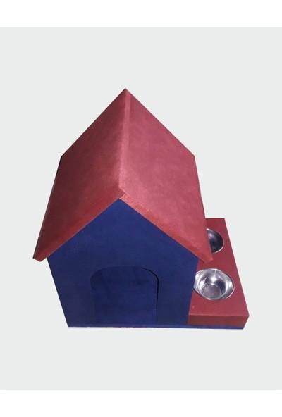 Zigana Pet 45 x 56 x 52 cm İç Mekan Kedi Köpek Evi