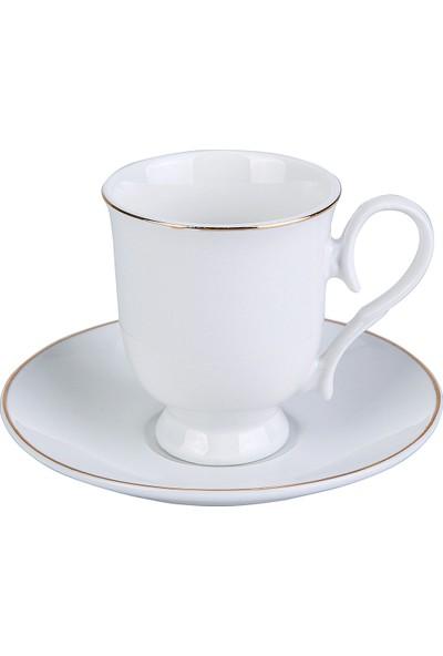 Karaca Sense 6 Kişilik Kahve Fincan Takımı