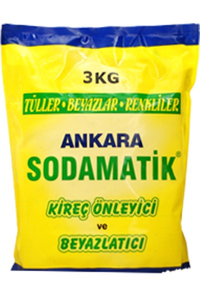 Ankara Soda Matik 3000 gr