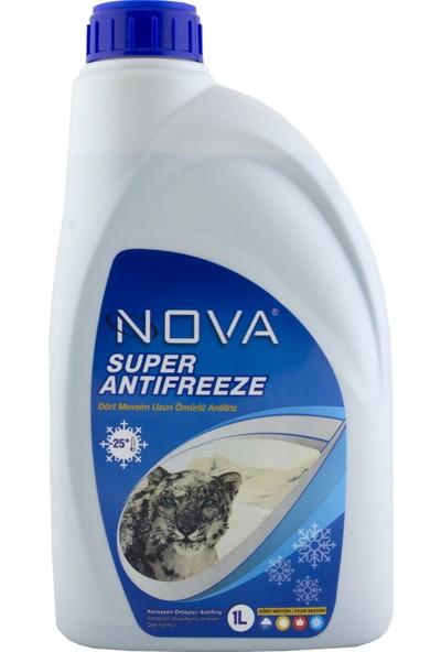 Nova -25 Derece Mavi Antifriz 1 Lt