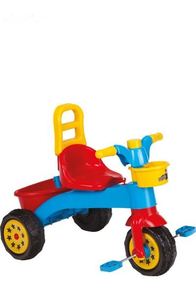 Güçlü Toys Tatlı Kornalı 3 Tekerlekli Bisiklet