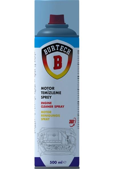 Burtech Motor Temizleme Spreyi 500 ml