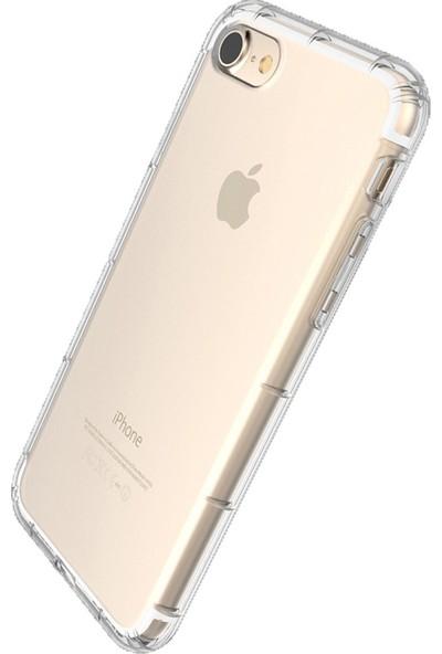 Totu Design Apple iPhone 7 Cep Telefonu Kılıfı Şeffaf